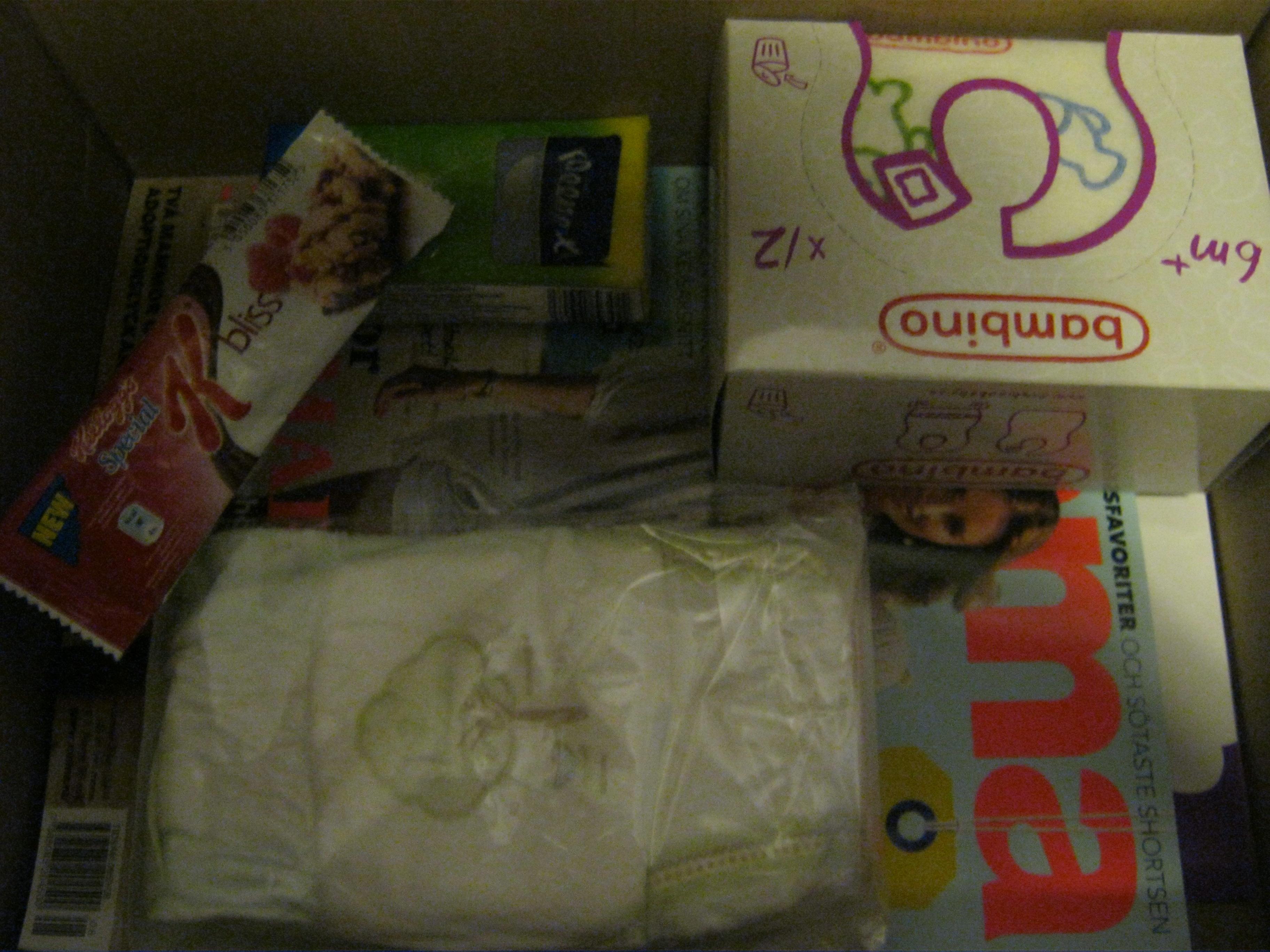gratis gravidpaket babyproffsen